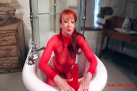 Renata fan red tube