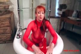 Renata fan red tube